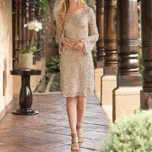 Sundance lace dress